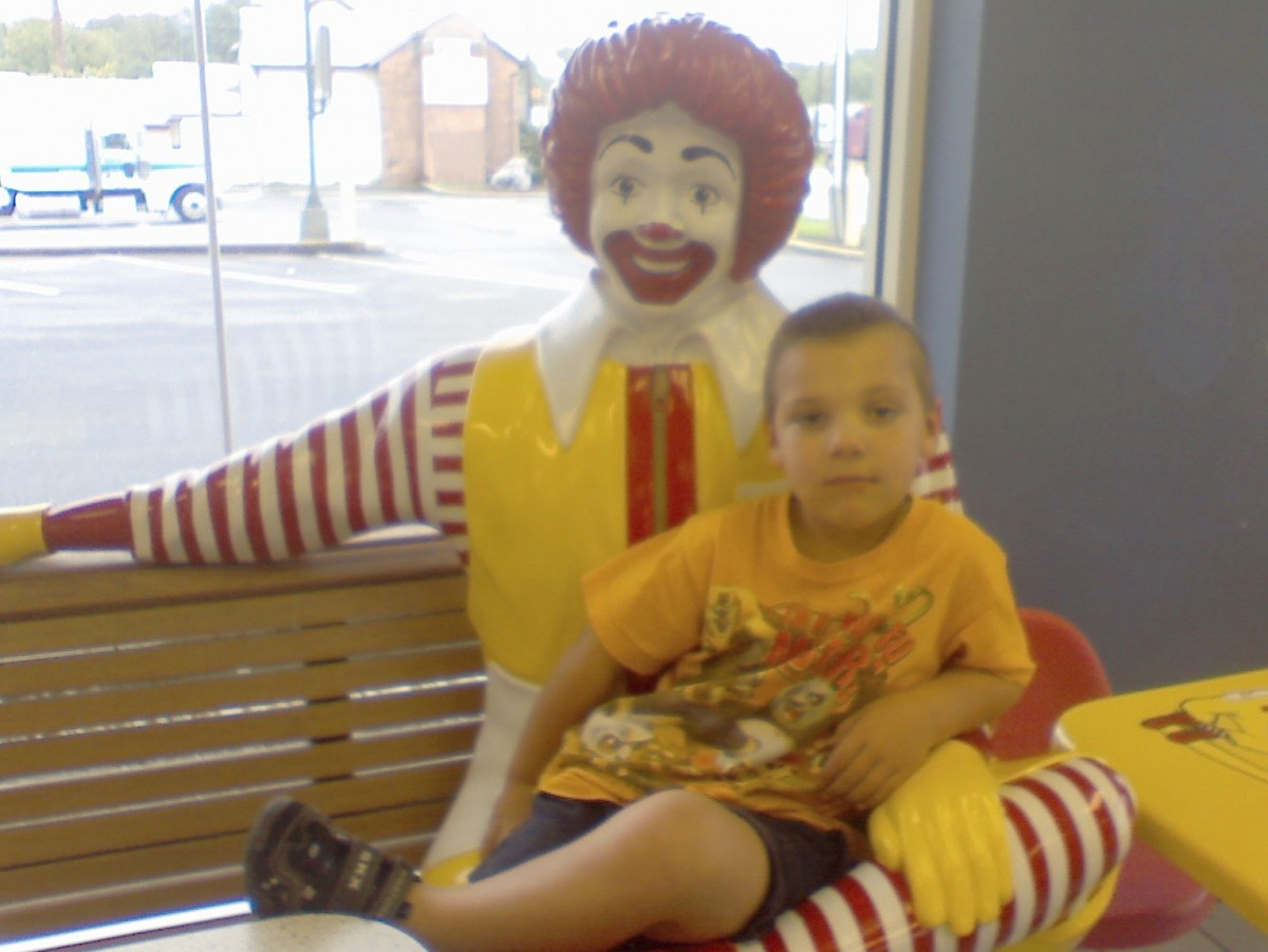 TJ and Ronald