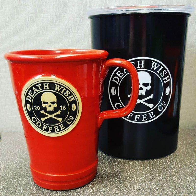 Death Wish Mug